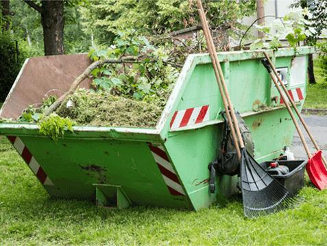Green Waste Skip Bin in Brisbane