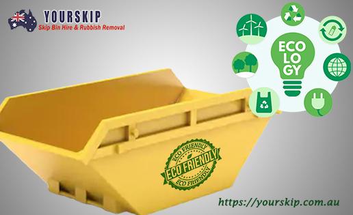 Reduce Reuse Recycle skip bin hire