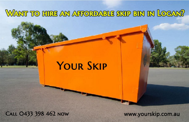 Want to hire an affordable skip bin in Logan?