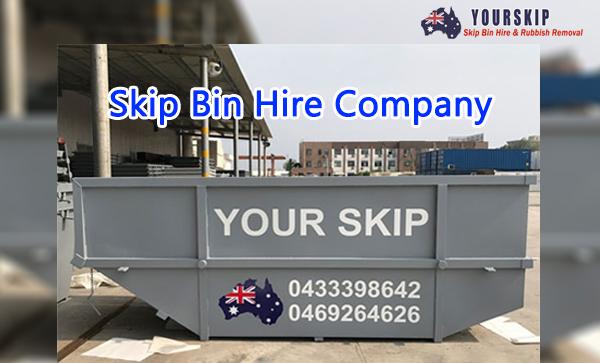 skip bin hire company