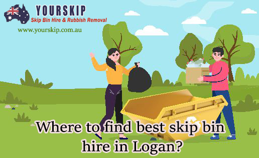 Where to find best skip bin hire in Logan