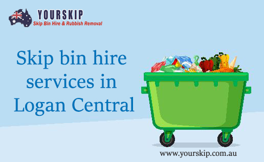 skip bin hire services in Logan